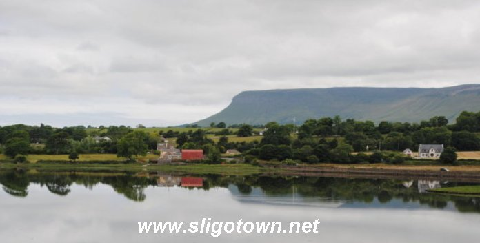 Benbulben - the iconic tourist image of Sligo